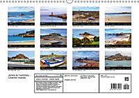 Jersey & Guernsey - Channel Islands (Wall Calendar 2019 DIN A3 Landscape) - Produktdetailbild 13