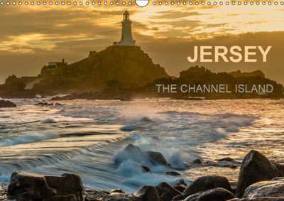 JERSEY THE CHANNEL ISLAND (Wall Calendar 2019 DIN A3 Landscape), ReDi Fotografie