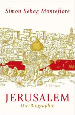 Jerusalem, Simon Sebag Montefiore