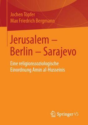 Jerusalem - Berlin - Sarajevo