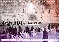 Jerusalem Kunstfotographien (Tischkalender 2019 DIN A5 quer) - Produktdetailbild 2