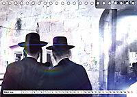 Jerusalem Kunstfotographien (Tischkalender 2019 DIN A5 quer) - Produktdetailbild 3
