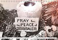 Jerusalem Kunstfotographien (Tischkalender 2019 DIN A5 quer) - Produktdetailbild 12