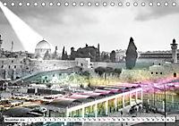 Jerusalem Kunstfotographien (Tischkalender 2019 DIN A5 quer) - Produktdetailbild 11