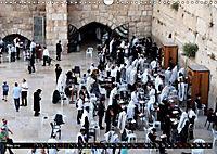 Jerusalem. The Holy City of three religions (Wall Calendar 2019 DIN A3 Landscape) - Produktdetailbild 5