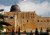 Jerusalem. The Holy City of three religions (Wall Calendar 2019 DIN A3 Landscape) - Produktdetailbild 4
