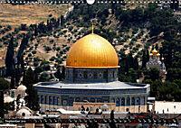 Jerusalem. The Holy City of three religions (Wall Calendar 2019 DIN A3 Landscape) - Produktdetailbild 9