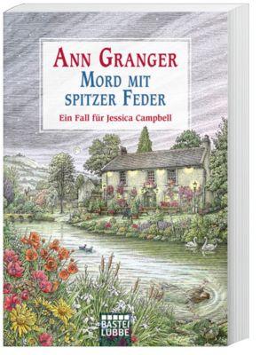 Jessica Campbell Band 4: Mord mit spitzer Feder, Ann Granger