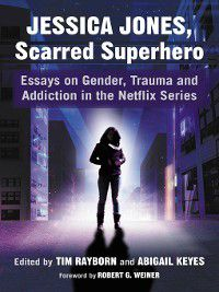 Jessica Jones, Scarred Superhero