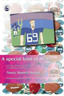 Jessica Kingsley Publishers: A Special Kind of Brain, Nancy Burger