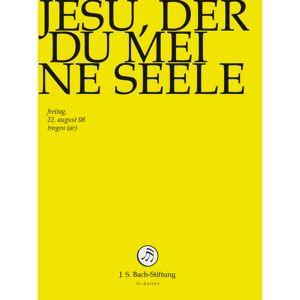 Jesu,Der Du Meine Seele, J.S.Bach-Stiftung, Rudolf Lutz