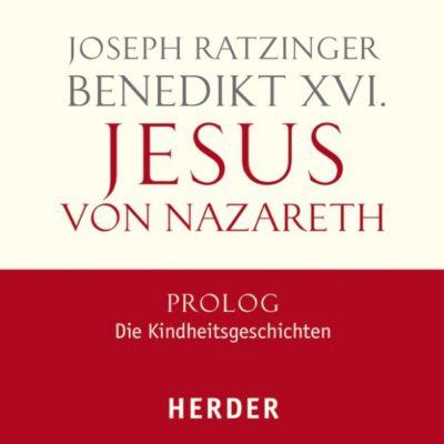 Jesus von Nazareth, Joseph Ratzinger