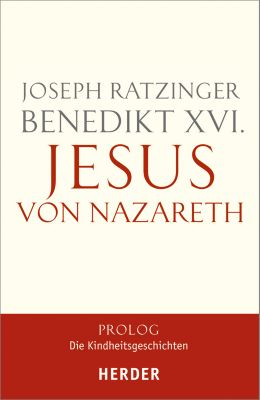 Jesus von Nazareth, Band 3, Benedikt XVI.
