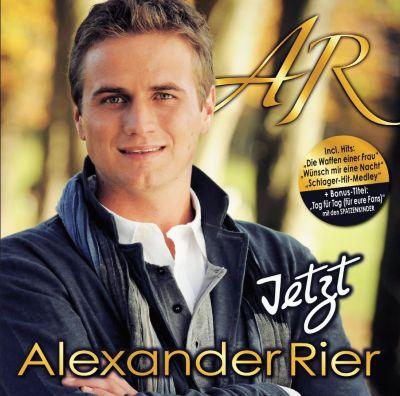 Jetzt, Alexander Rier