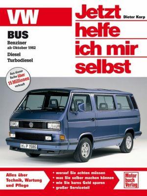 Jetzt helfe ich mir selbst: Bd.111 VW Bus, Dieter Korp
