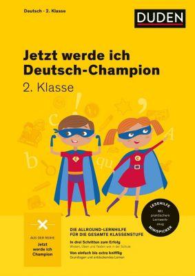 Jetzt werde ich Deutsch-Champion - Deutsch 2. Klasse -  pdf epub
