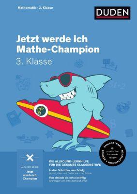 Jetzt werde ich Mathe-Champion - Mathematik 3. Klasse - Ute Müller-Wolfangel pdf epub