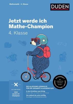 Jetzt werde ich Mathe-Champion - Mathematik 4. Klasse - Ute Müller-Wolfangel pdf epub