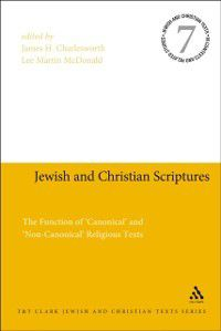 Jewish and Christian Texts: Jewish and Christian Scriptures