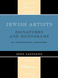 Jewish Artists, John Castagno