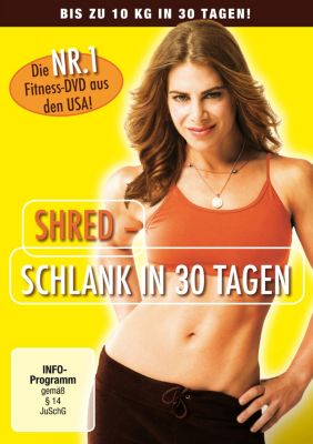 Jillian Michaels: Shred - Schlank in 30 Tagen, Jillian Michaels