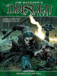 Jim Butcher's The Dresden Files: Jim Butcher's The Dresden Files Omnibus, Volume 2, Jim Butcher, Mark Powers