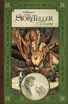 Jim Henson's Storyteller: Dragons, Jorge Corona, Hannah Christenson, Daniel Bayliss, Fabian Rangel Jr., Nathan Pride