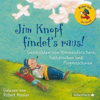 Jim Knopf findet's raus, 2 Audio-CDs, Charlotte Lyne
