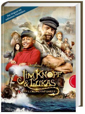 Jim Knopf und Lukas der Lokomotivführer - Filmbuch, Michael Ende