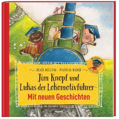 Jim Knopf und Lukas der Lokomotivführer – Mit neuen Geschichten, Michael Ende