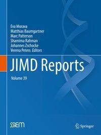 JIMD Reports, Volume 39