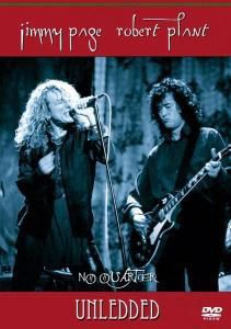 Jimmy Page & Robert Plant - No Quarter - Unledded, Page & Plant
