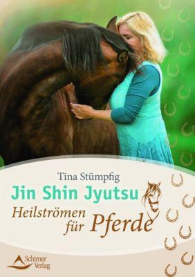 Jin Shin Jyutsu - Heilströmen für Pferde - Tina Stümpfig-Rüdisser |