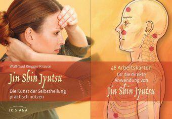 Jin Shin Jyutsu-Set, m. 48 Karten - Waltraud Riegger-Krause |