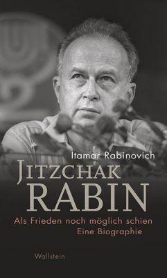 Jitzchak Rabin - Itamar Rabinovich |