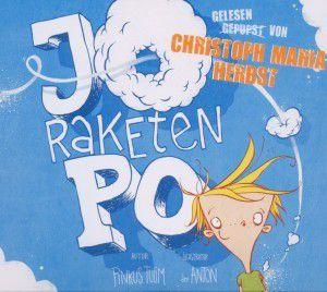 Jo Raketen-Po, 2 Audio-CDs, Pinkus Tulim