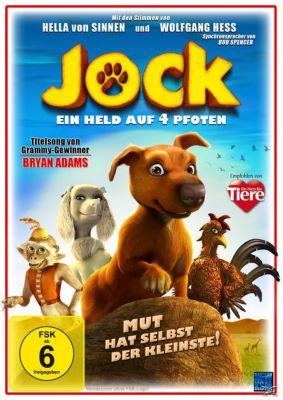 Jock - Ein Held auf 4 Pfoten, Jim Cox, Andrew Gibbs, Robyn Klein, Martin Lamb, Duncan Macneillie, Penélope Middleboe
