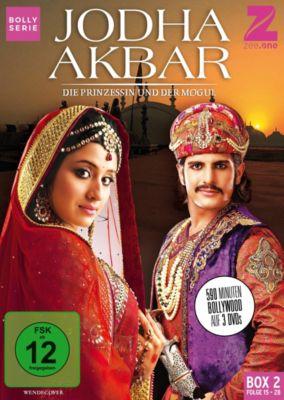 Jodha Akbar: Die Prinzessin und der Mogul - Box 2, Jodha Akbar