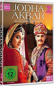 Jodha Akbar: Die Prinzessin und der Mogul - Box 2 - Produktdetailbild 1