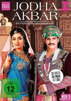 Jodha Akbar: Die Prinzessin und der Mogul - Box 3, Jodha Akbar