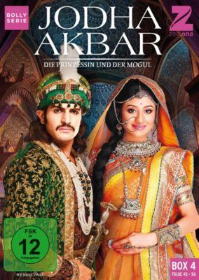 Jodha Akbar: Die Prinzessin und der Mogul - Box 4