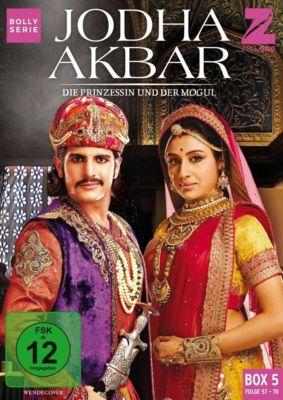 Jodha Akbar: Die Prinzessin und der Mogul - Box 5