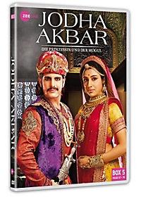 Jodha Akbar: Die Prinzessin und der Mogul - Box 5 - Produktdetailbild 1