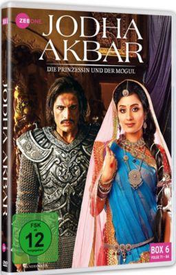 Jodha Akbar: Die Prinzessin und der Mogul - Box 6, Jodha Akbar