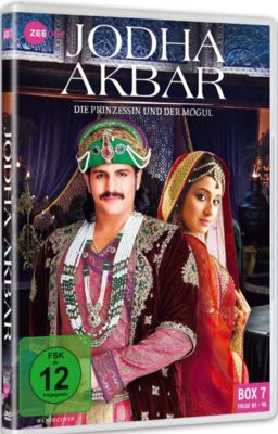 Jodha Akbar: Die Prinzessin und der Mogul - Box 7, Jodha Akbar