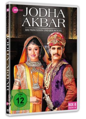 Jodha Akbar: Die Prinzessin und der Mogul - Box 8, Jodha Akbar