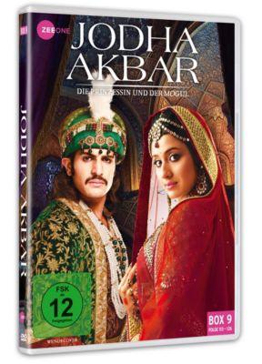 Jodha Akbar: Die Prinzessin und der Mogul - Box 9, Jodha Akbar