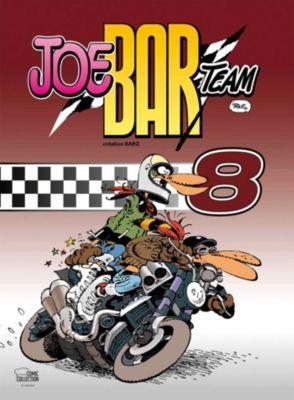 Joe Bar Team Band 8: Joe Bar Team, Christian Debarre, Stéphane Deteindre