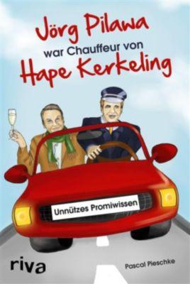 Jörg Pilawa war Chauffeur von Hape Kerkeling, Pascal Pieschke