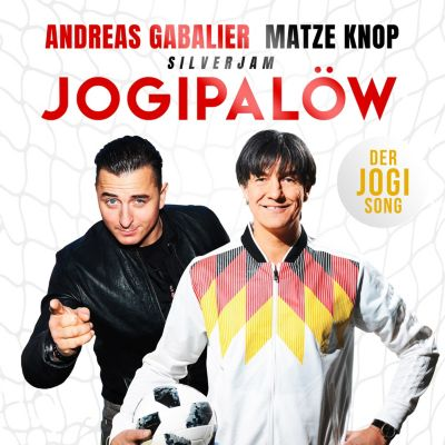 Jogipalöw (Der Jogi Song) (Maxi-CD), Andreas Gabalier, Matze & Silverjam Knop